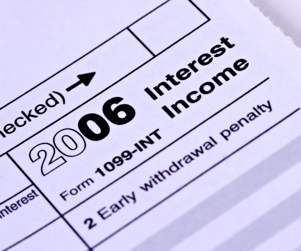 Interest earned on bank accounts is generally considered income and subject to tax.