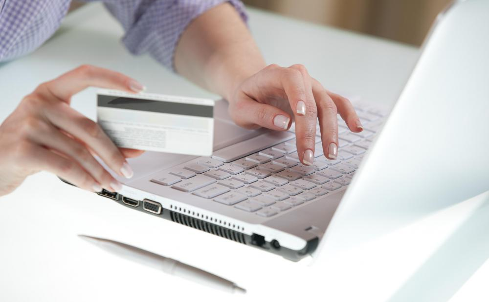 Some customers may make a majority of their banking transactions online.