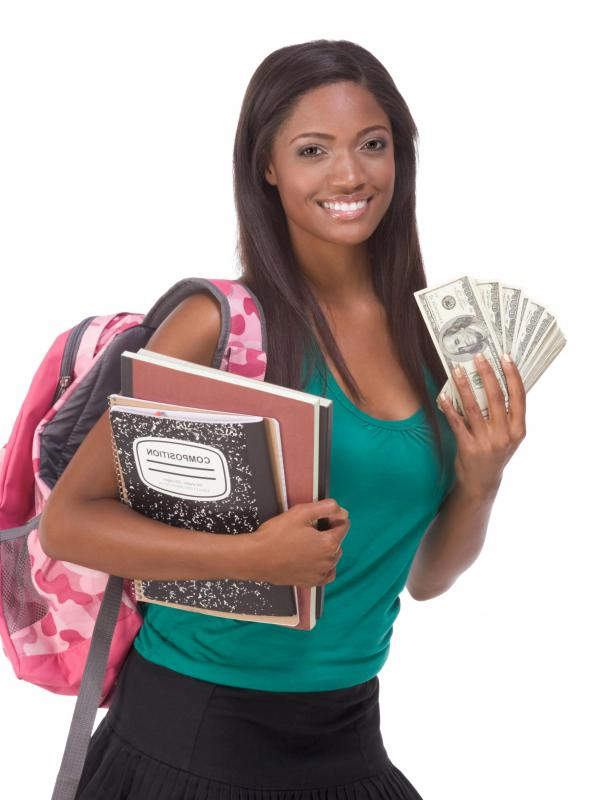 Scholarship trust funds can help cover a student's tuition fees and supplies.