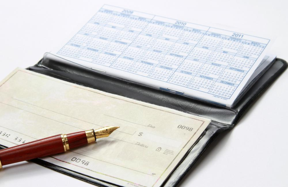 Bounced checks are checks that have been returned by the bank due to insufficient funds in the check writer's account.