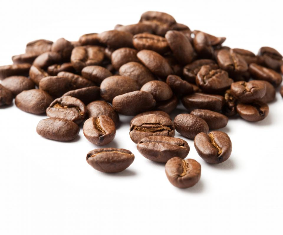 Coffee bean futures are commonly traded.
