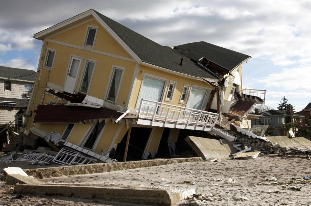 Events like natural disasters can wipe out the donation budget of a charitable household.