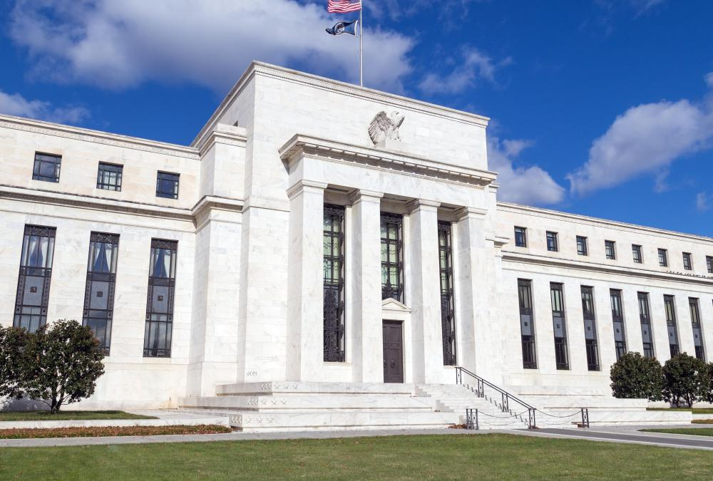 The main offices of the Federal Reserve Board of Governors are in Washington, D.C.