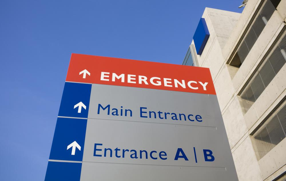 Group insurance typically covers emergency medical treatment.