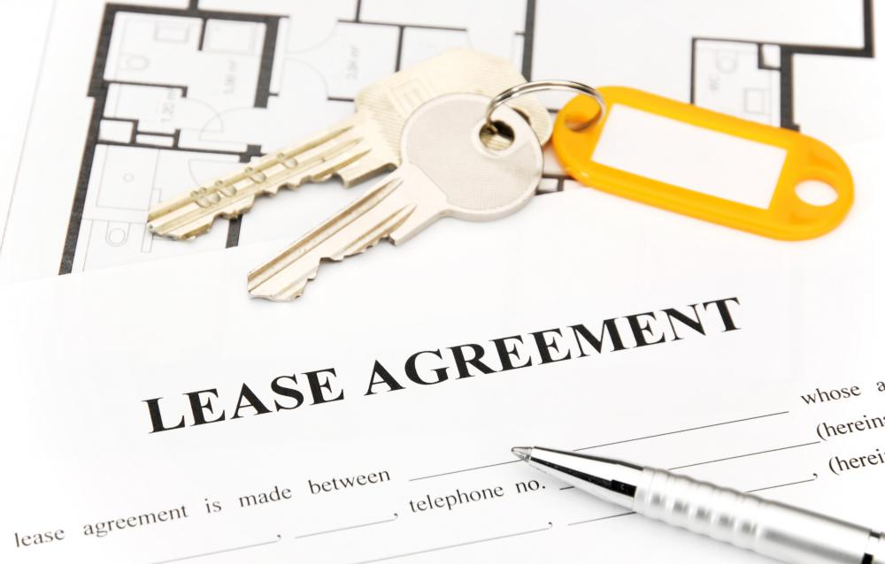 Tenants under a lease for ten years or longer are under a long-term lease agreement.