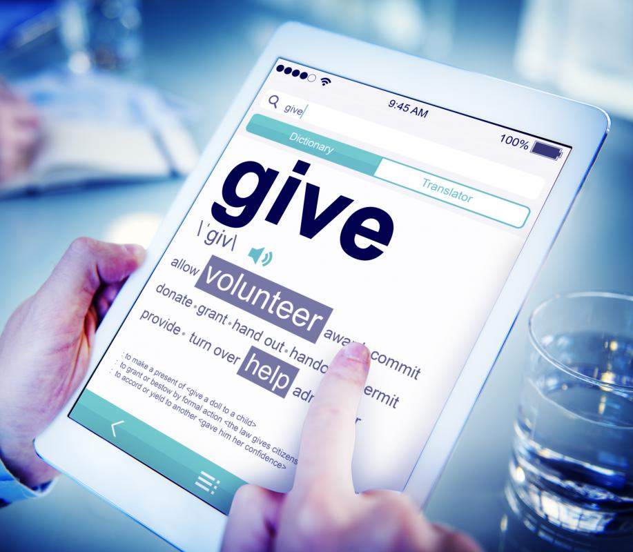 In the nonprofit context, strategic funding is the mix of charitable contributions made to the organization from different sources.
