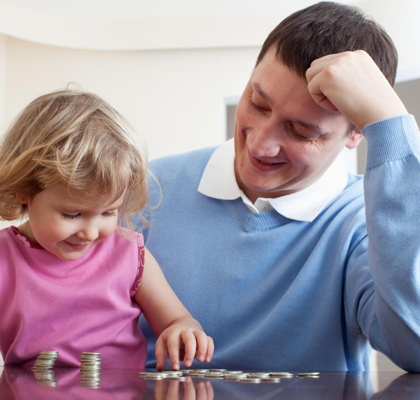 Failure to pay child support may result in heavy fines.