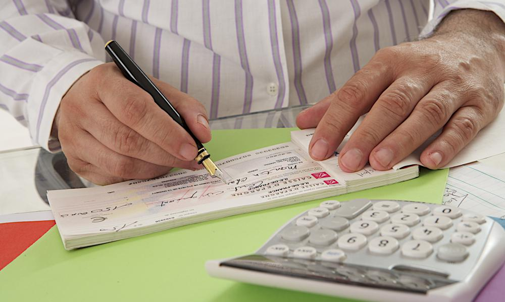 Poor record keeping may cause an account to become overdrawn.