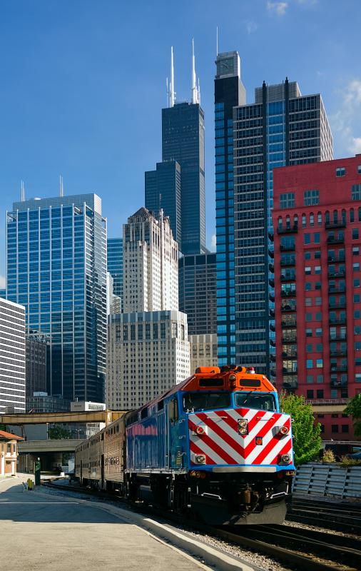 Commodities trading is often associated with Chicago in the US.