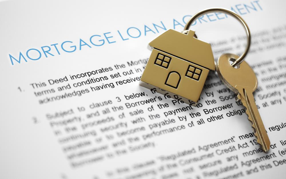 Mortgage financing is the process of underwriting a mortgage to a qualified individual.