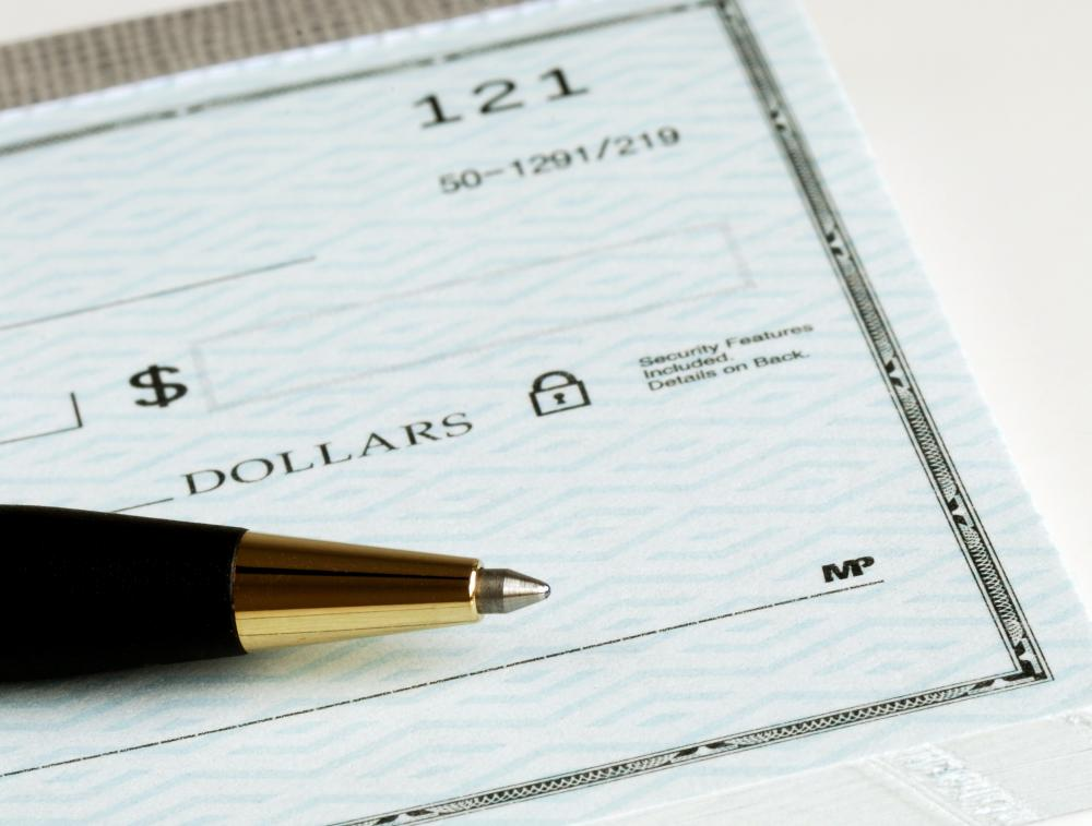 Banks usually allow checking account holders to make as many withdrawals and deposits as they wish.