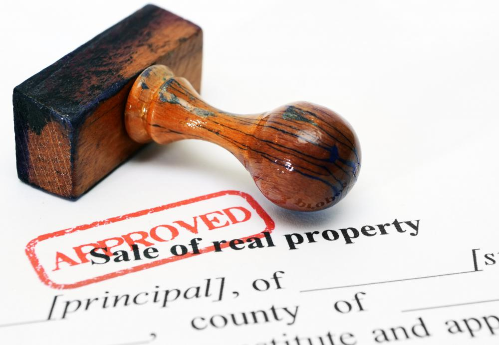 An estate sale is often used to pay for a deceased person's debts.