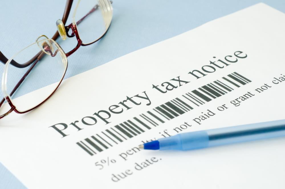 Property taxes are one form of direct tax.