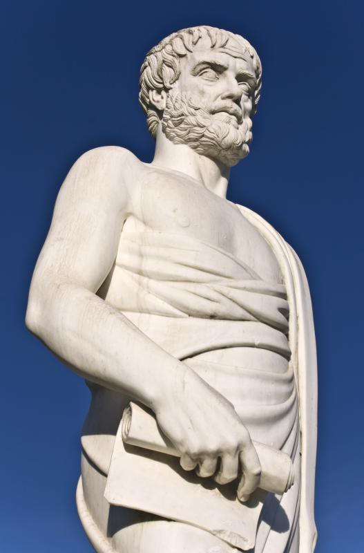 The earliest known futures contract is recorded by ancient Greek philosopher Aristotle.