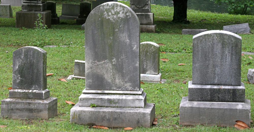 Life insurance can help pay for certain funeral expenses, including the purchase of a headstone.