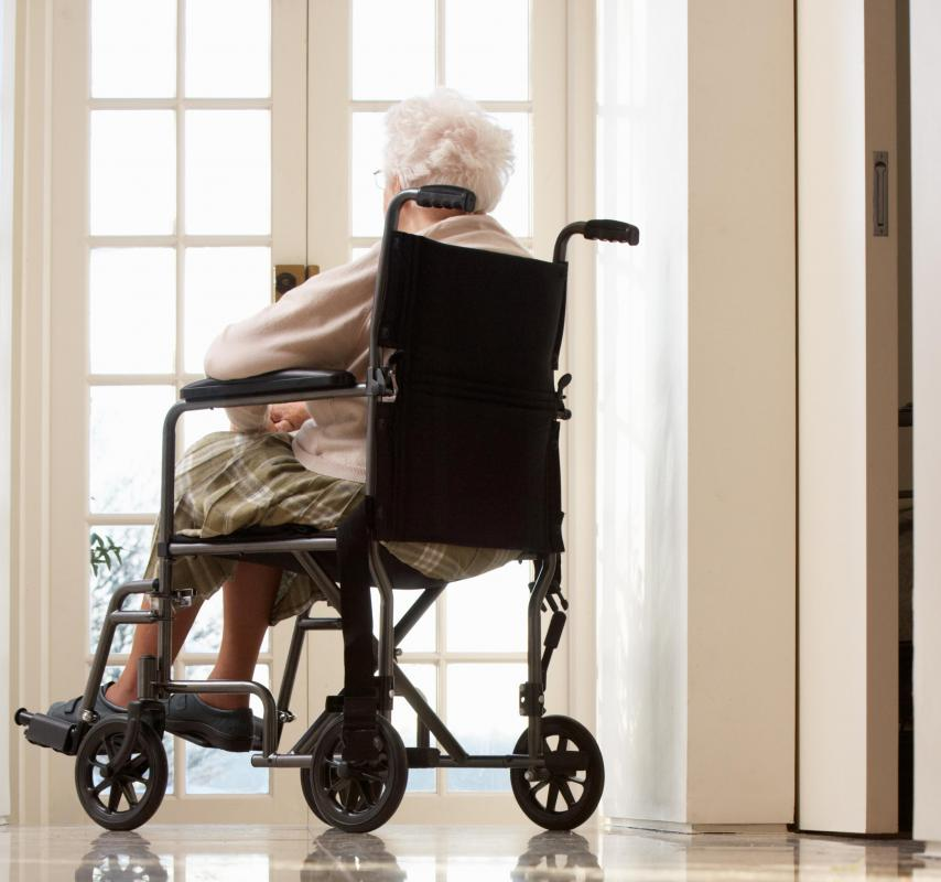 A breach of trust can occur when a care provider neglects an elderly person under their watch.